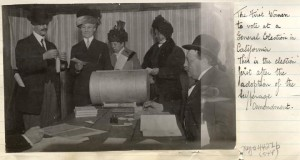 19th Amendment Gives Women the Right to Vote